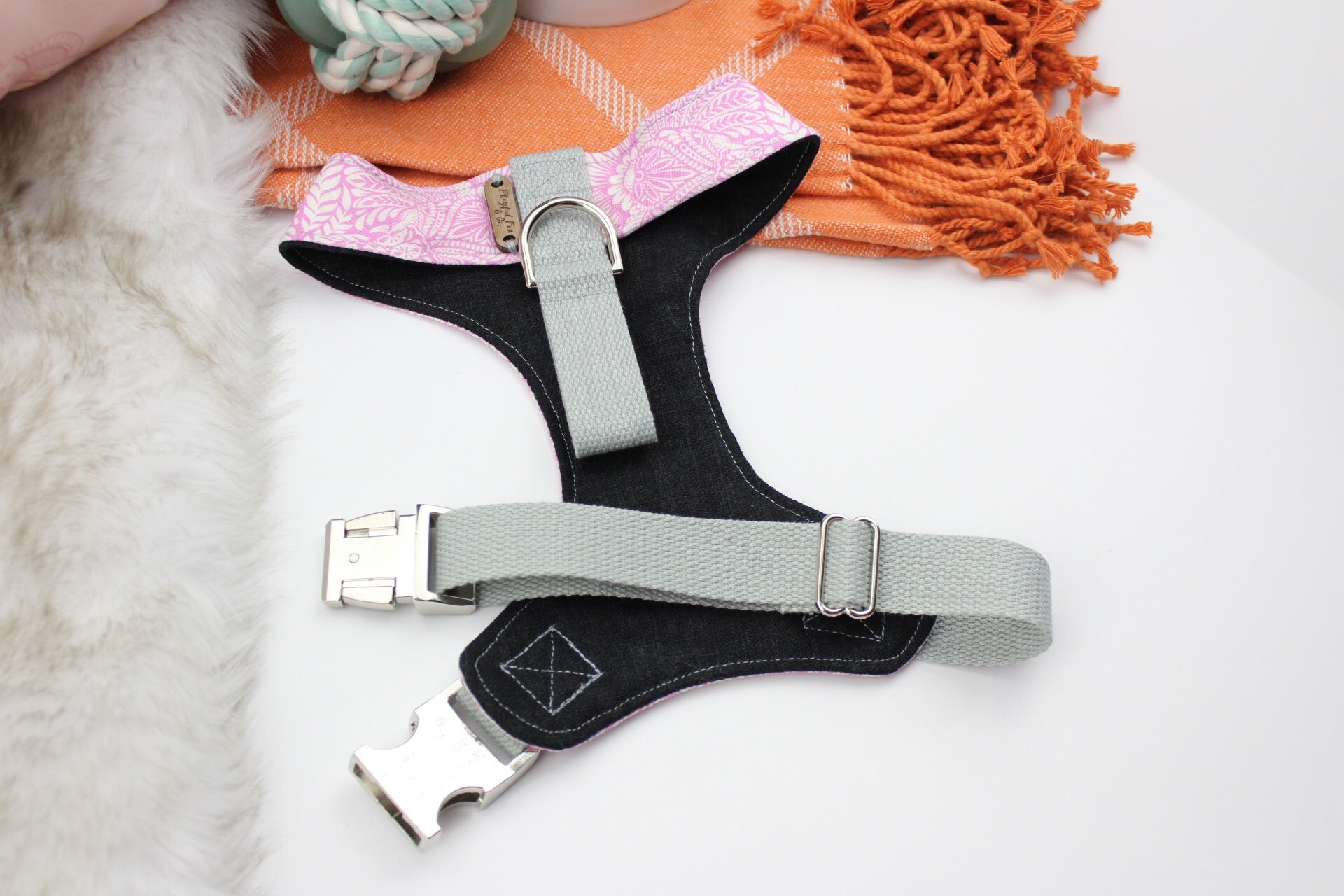 Blush Ellie Chest Harness