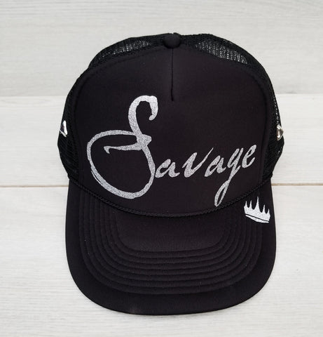 Savage Foam Trucker