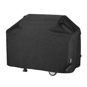 Unicook Heavy Duty Waterproof Gas Grill Cover, 60-inch, Black