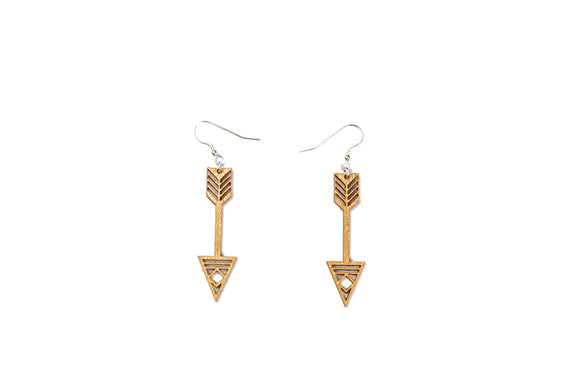 Purpose Earrings - Gold