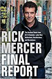 Rick Mercer - Final Report