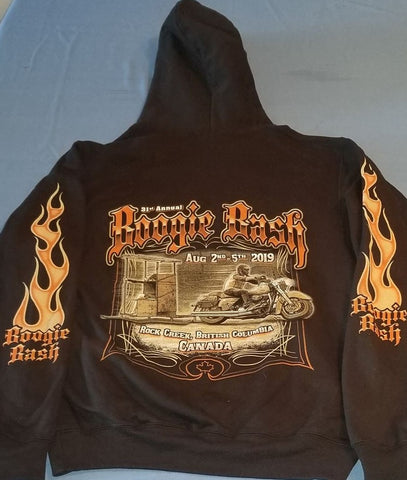 Pullover Hoodies - 2019 Boogie Bash