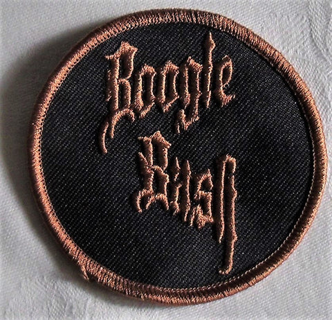 Boogie Bash Fabric Patch