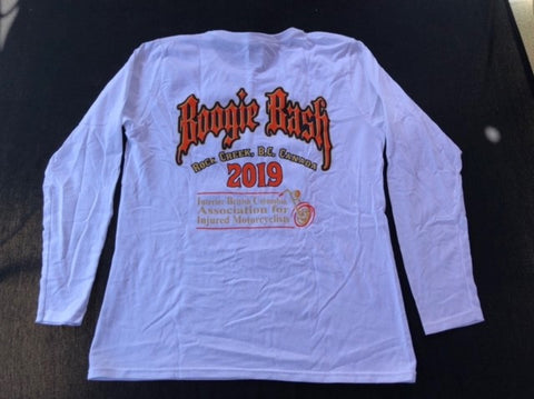 Long Sleeve - Ladies - 2019 Boogie Bash
