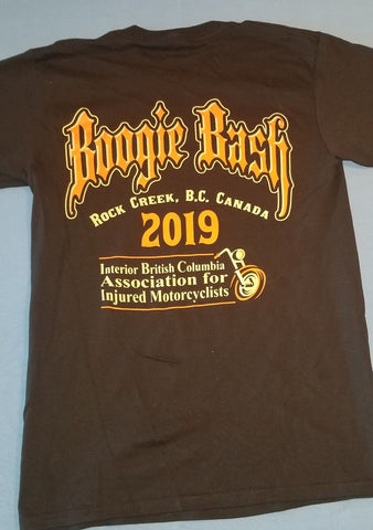 Mens T-Shirts 2019 Boogie Bash