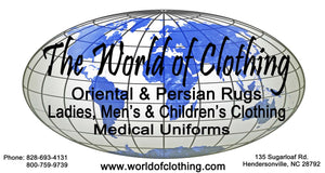 World of Clothing
