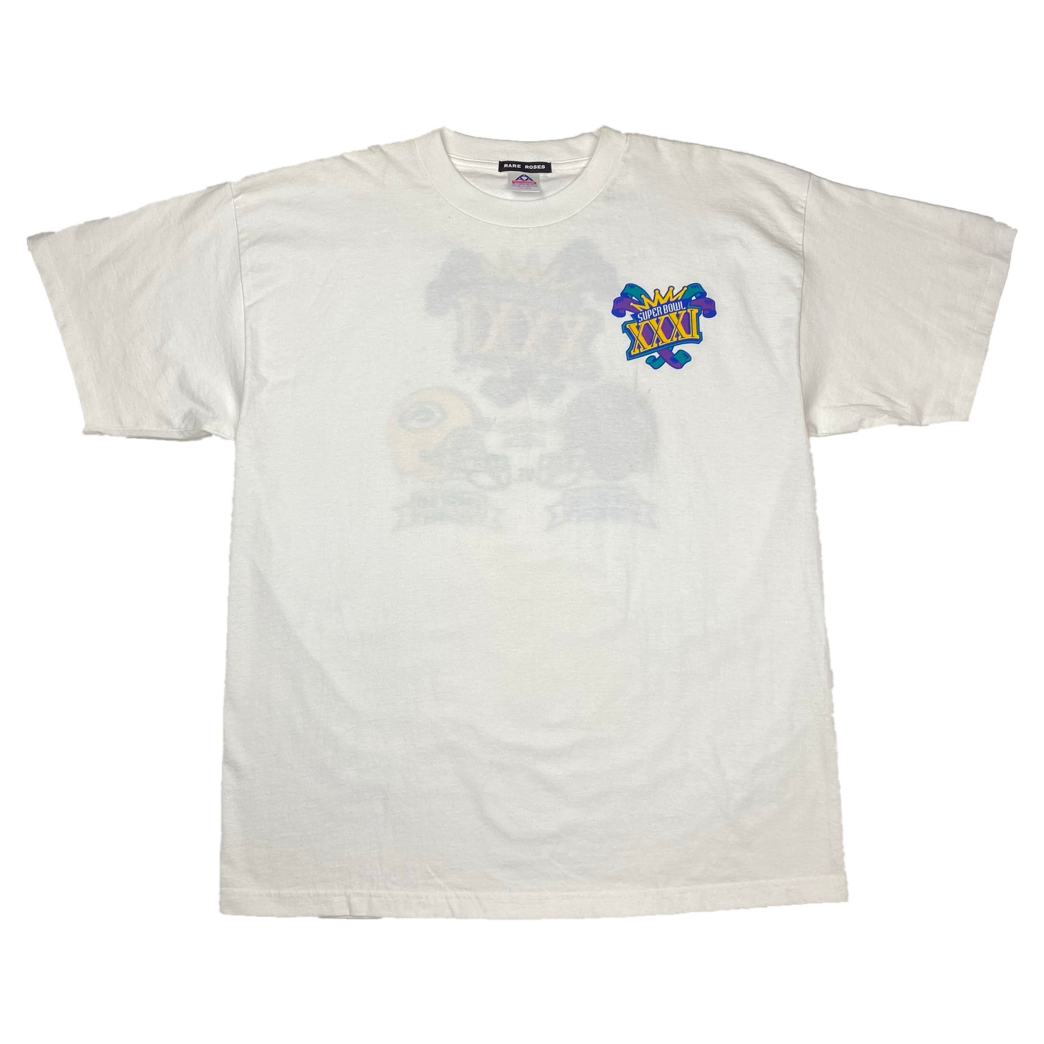 1997 Super Dome Super Bowl Tee