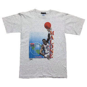 1991 Karl Malone USA Salem Tee