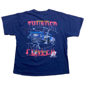 Rusty Wallace Lightning Tee