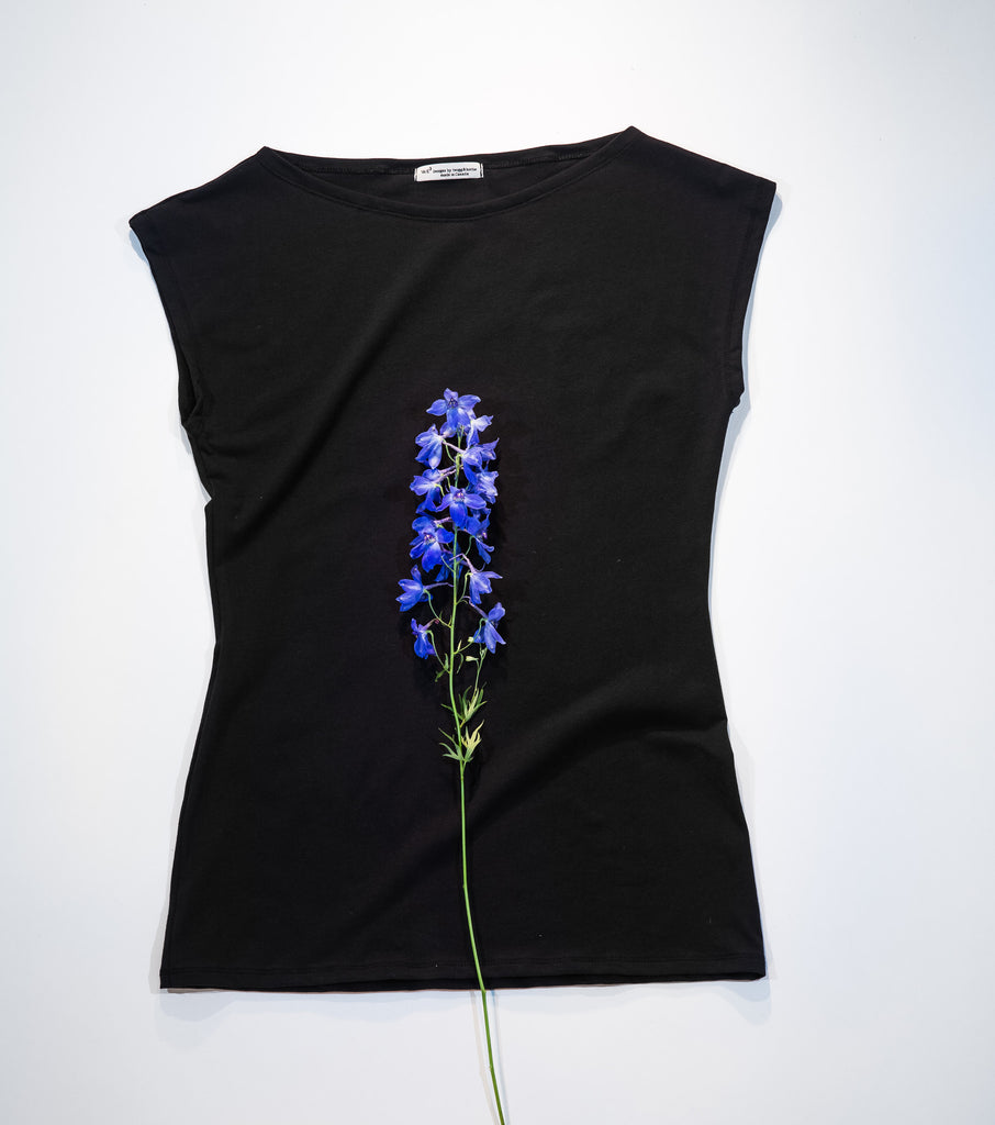 Sustainable Boatneck Tee Organic Cotton