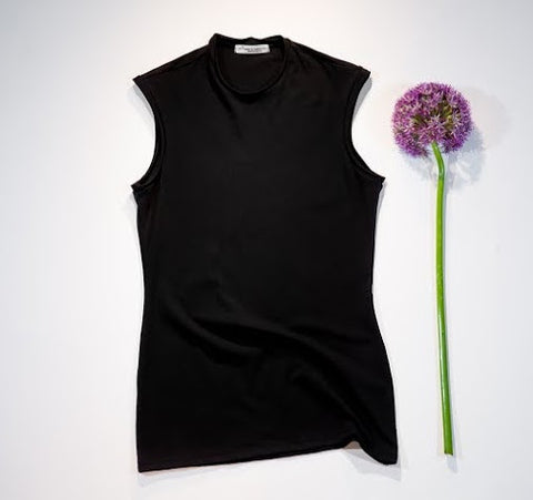 Jewel Neck Tank Essential - Organic Cotton