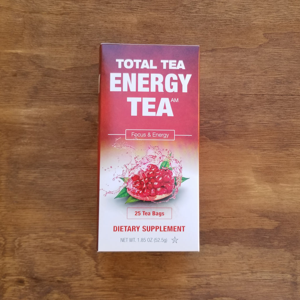 Total Tea Energy Tea