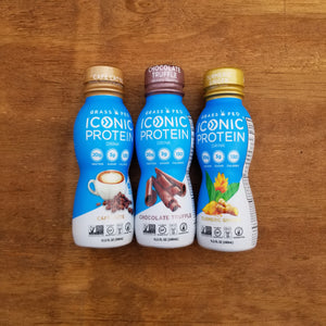 Iconic Protein Drink Chocolate Truffle