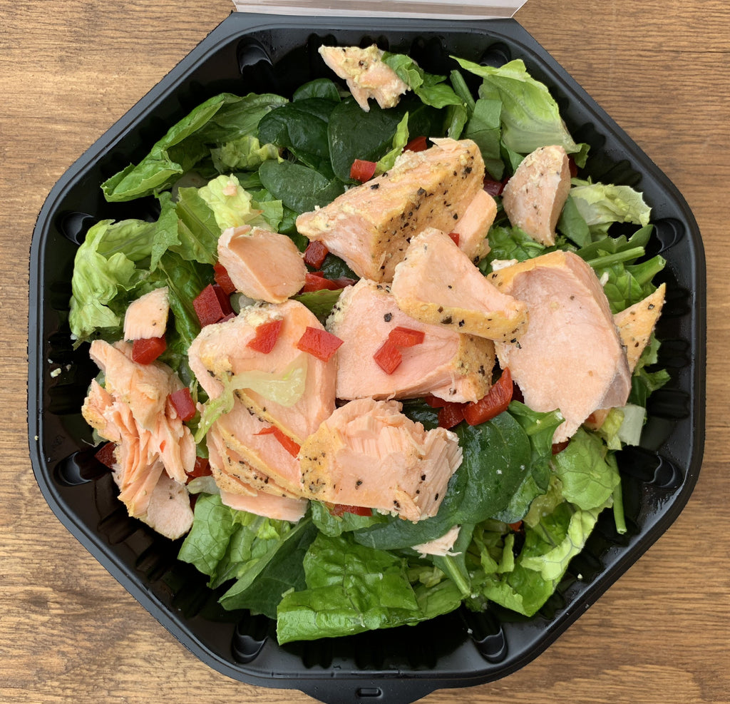 Atlantic Salmon Salad