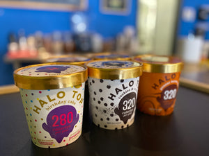 Halo Top Ice Cream Chocolate