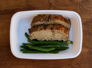 Low Carb Turkey Meatloaf