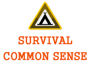 Survival Common Sense Adventure Gear