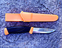 Load image into Gallery viewer, Mora 840 Companion: Excellent, affordable first knife