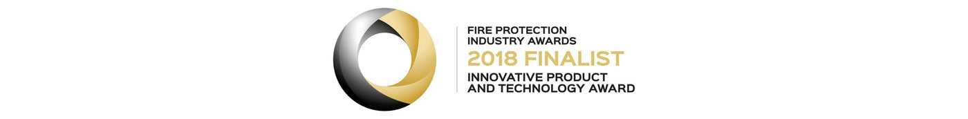 Fire Protection Industry Awards 2018 Finalist Innovative Product and Technology Award