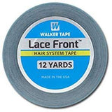 Walker Tape Lace Front Tabs and Rolls - BeautyGiant USA