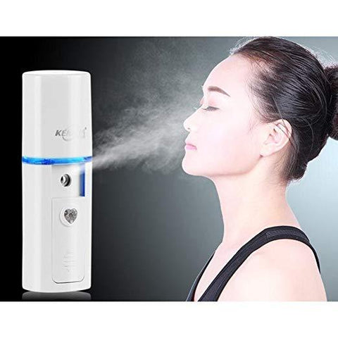 Ladys facial steamer Nano Facial Steamer Face Sprayer Portable - beautygiantusa.com