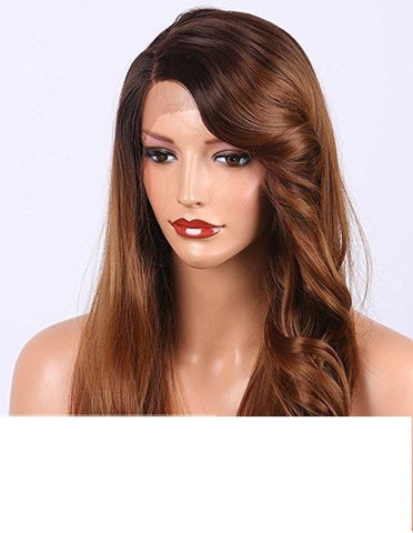 Lace Front Wig synthetic heat resistant - beautygiantusa.com