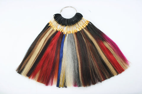 VIP Synthetic Hair Color Ring - VIP Extensions