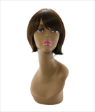 "Unique's 100% Human Hair Full Wig / Style ""B"" - beautygiantusa.com"