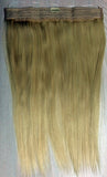 "BandX Halo Silky Straight 18"" with Clip - beautygiantusa.com"