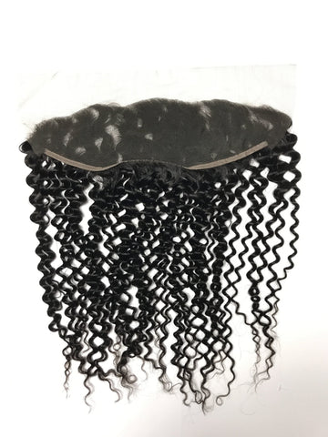 VIP Eurasian Virgin Hair 4 x 13 Lace Frontal Closure - VIP Extensions