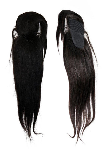 "VIP Collection Perfect Closure Bang Peruvian 12"" Natural Black - VIP Extensions"