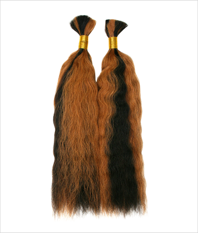 Unique's Super Bulk / 100% Human Hair - beautygiantusa.com