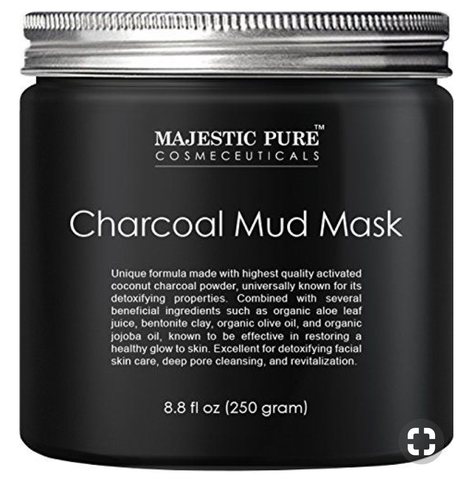Charcoal Mud Mask - beautygiantusa.com