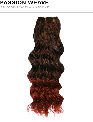 "Unique's Kanekalon Passion Weave 18"" - VIP Extensions"