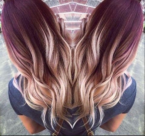 Hair Coloring Ombre - beautygiantusa.com