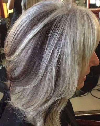 Hair Coloring Pekaboo Highlights - beautygiantusa.com