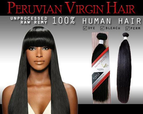 VIP Collection Peruvian Virgin Hair - VIP Extensions