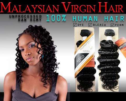VIP Collection Malaysian Virgin Hair - VIP Extensions