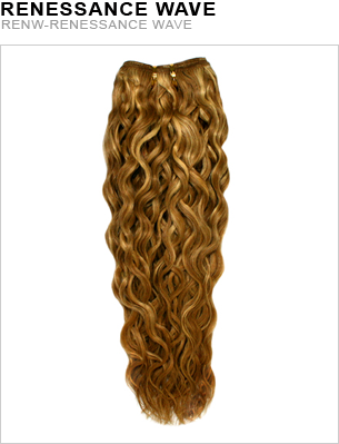 Unique's Human Hair Renessance Wave 8 Inch - beautygiantusa.com