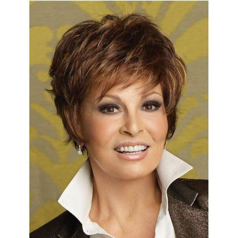 Sparkle Synthetic Wig by Raquel Welch - BeautyGiant USA