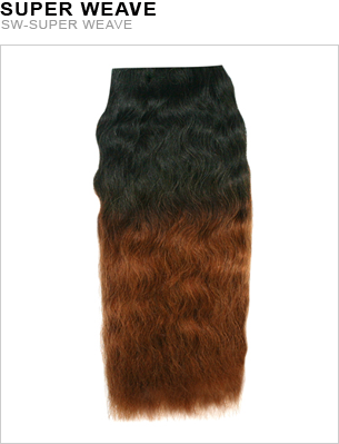 Unique's Human Hair Super Weave Wet & Wavy 8 Inch - beautygiantusa.com