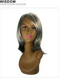 Silver Years Collection Wisdom Wig - beautygiantusa.com