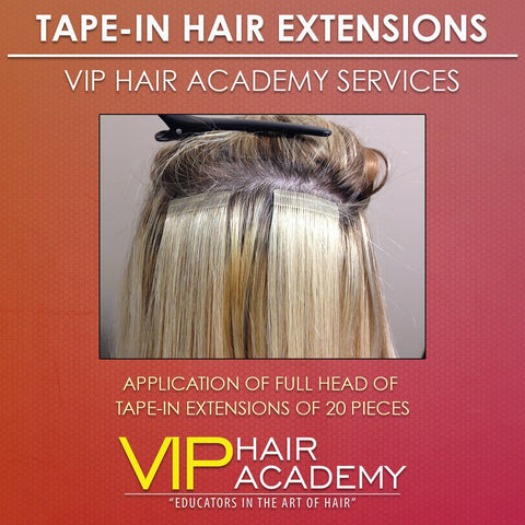 Tape-In Extensions - beautygiantusa.com