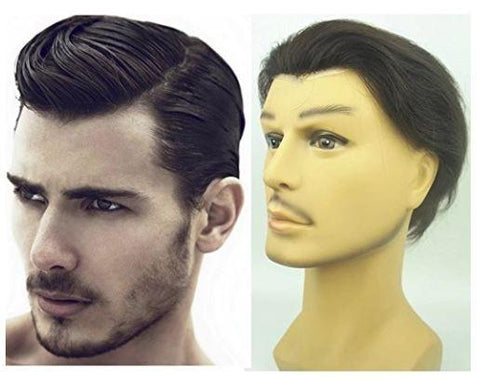 Toupee STYLE B for men - beautygiantusa.com