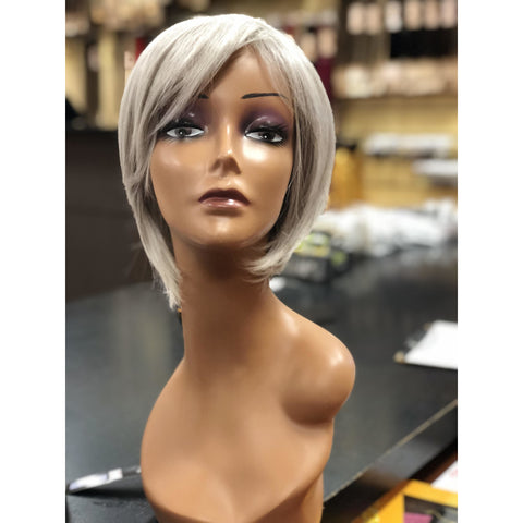 Sleek & Chic R56/60 SILVER LIGHT GREY  | HF Synthetic Wig by Hairdo - BeautyGiant USA