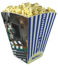 Load image into Gallery viewer, 2021 Refillable Popcorn Bucket