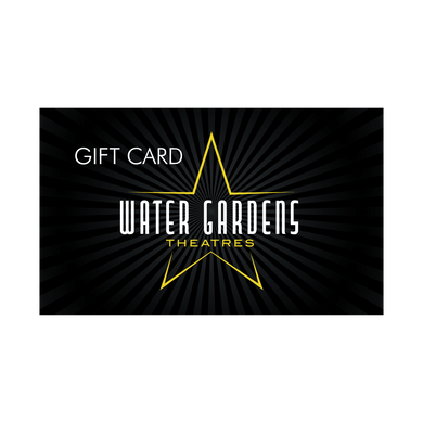 Water Gardens Gift Card - BLACK FRIDAY SPECIAL
