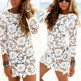 Beach Love Lace Dress
