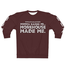 "Load image into Gallery viewer, ""...MOREHOUSE MADE ME"" Sweatshirt"
