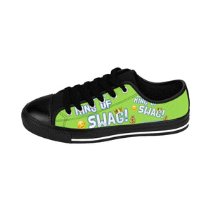 """King Of Swag"" Men's Sneakers (*sugg.size up)"